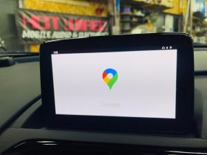 マツダ マツコネ CarPlay カープレイ 動画再生 アンドロイド Youtube Netflix プライムビデオ  アンドロイドBOX グーグル