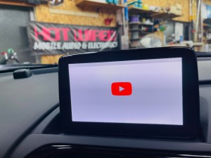 マツダ マツコネ CarPlay カープレイ 動画再生 アンドロイド Youtube Netflix プライムビデオ  アンドロイドBOX