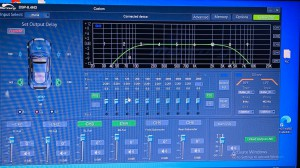 Mercury Car Audio DSP8.4HD オールインワンカーオーディオ Bluetooth ワイヤレスカーオーディオ DSP内蔵パワードウーハー プロセッサー サウンドセッティング 音調整